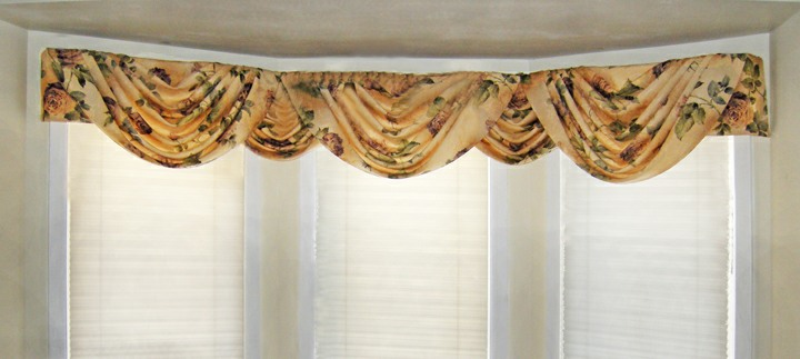Valances Kathie Johnson Draperies And Blinds Omaha Ne