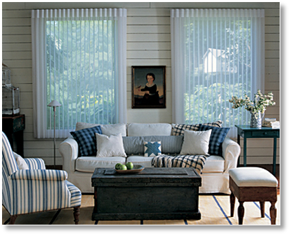 Hunter Douglas Luminette Blinds Omaha NE