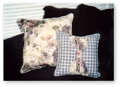 Pillows-Bedspreads