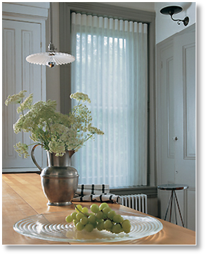 Hunter Douglas Luminette Blinds