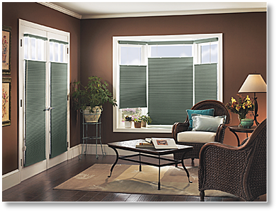 Honeycomb Shades Kathie Johnson Draperies And Blinds